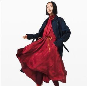 🆕 Lululemon x Roksanda | Face Forward Dress